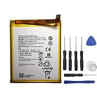 Mukuzi バッテリー P9 P9 Lite P10 Lite P20 lite Honor 5C nova lite2 互換バッテリー HB366481ECW 3.82V 3000mAh 贈り物を贈る 据え付け道具