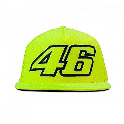 【 MOTO GP 】 モトGP バレンティーノ・ロッシ オフィシャル スナップバック フラット CAP 46