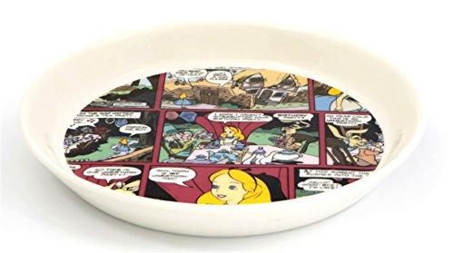 ディズニー コミックアート プレート アリス コミック 3214-16
