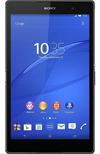ソニー Xperia Z3 Tablet Compact SGP611 ブラック Black WiFi [並行輸入品]