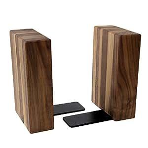 PLAM プラム ブックエンド3 ウォルナット PL1FUN-0100180-WNOL