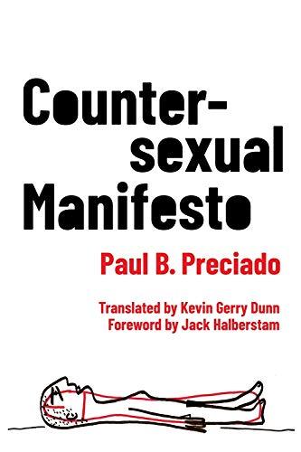 Countersexual Manifesto (Criti...