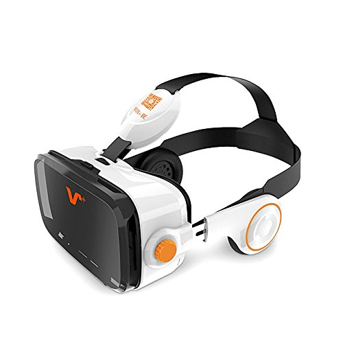 VOX PLUS 3DVR ゴーグル イヤホン実装・音量調整・動画一時停止 ...