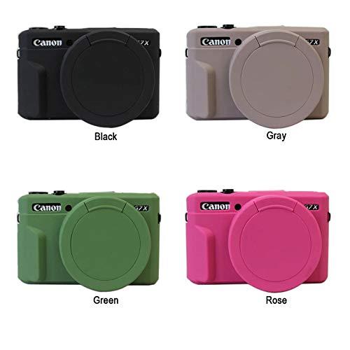 フィジェットフィジェットカメラソフトシリコンプロテクタースキンケース PowerShot G7X Mark II, xueyingUSW-DEVI-1019-1613B18D41