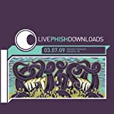 LIVE PHISH 03.07.09 Hampton Coliseum, Hampton, VA