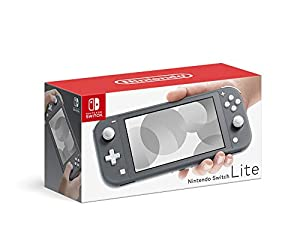 Nintendo Switch Lite グレー