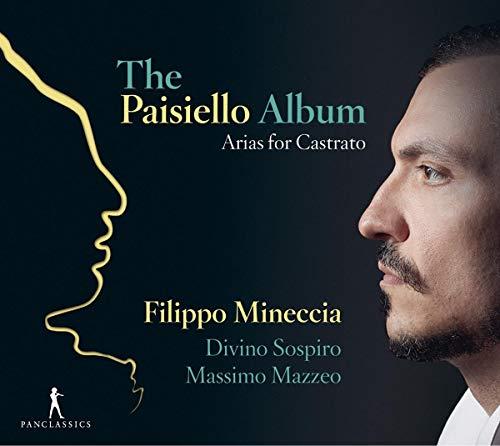The Paisiello Album: Arien fuer Kastrat