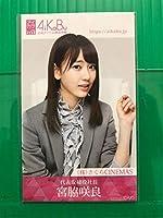 AiKaBu公式アイドル株式市場 宮脇咲良 (株さくらCINEMAS HKT48