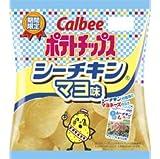 カルビー ポテトチップス シーチキンマヨ味 1箱(12袋)