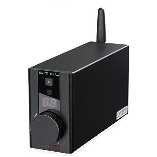 SMSL AD13 BluetoothのHIFIデジタルアンプオーディオ・パワー・アンプステレオアンプ30W*219VミニAMPのUSB