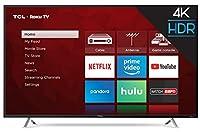 "55"" 4K UHD 120Hz Roku Smart TV"