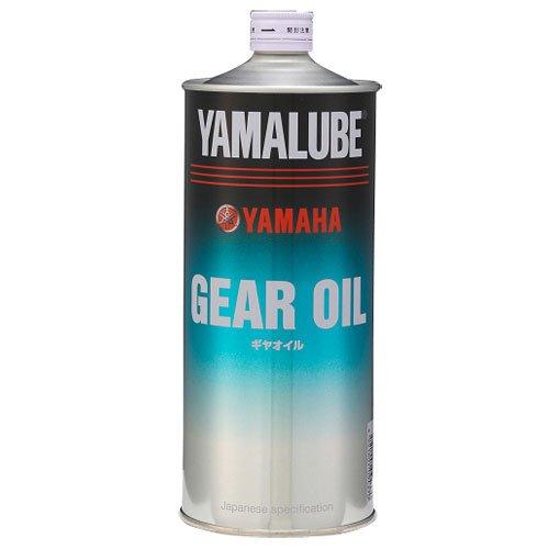 ヤマハ(YAMAHA) ヤマルーブ ヤマルーブ ギアオイル 2サイクル用 1L  90793-36101 [HTRC3]