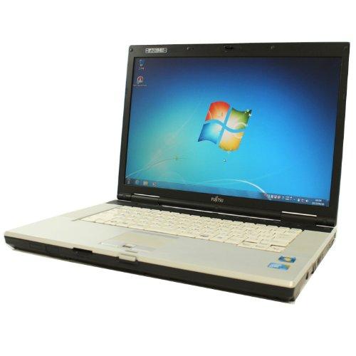 FUJITSU FMV-E8290 Core2Duo 4GB 160GB 15.4型 DVD-ROM Windows7 中古
