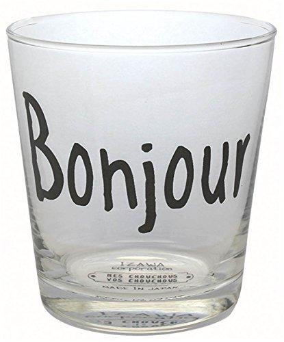 ヴィヴル グラス Bonjour こんにちは 29491