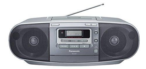 Panasonic(パナソニック)『CDラジカセ(RX-D47)』