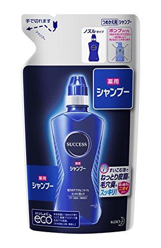 サクセス 薬用シャンプー 300ml [詰め替え用]