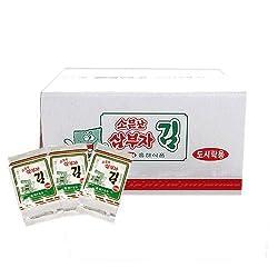 サンブザ海苔[9切9枚×3袋入 ×24セット=1BOX] 韓国のり サンブザのり