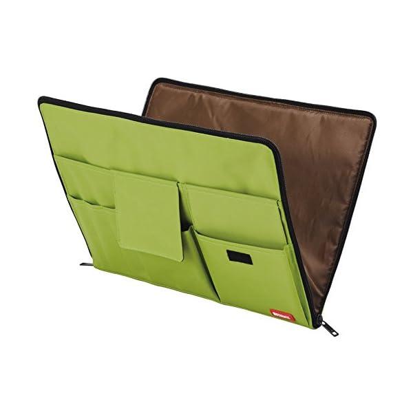 リヒトラブ バッグインバッグ A4の紹介画像4