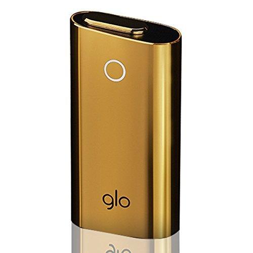 (グロー) glo PREMIUM COLLECTION 限定 カラー 新型 バージョンアップ スターターキット セット 本体 (オーラム)