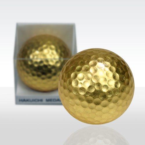 【箔一】ゴルフボールメダリスト金 A105-99012...