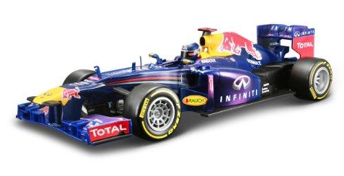 【 Red Bull 】 マイスト ラジコン 1/18 レッドブル RB9 NO.1