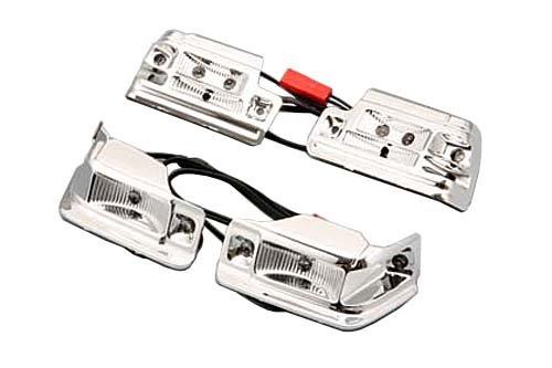 ドリフトカー用 ヒビノSR86用 ライト組込済プラパーツ (12灯) SD-SR86LS