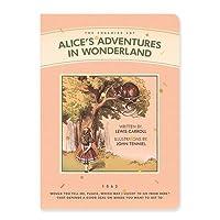 【Alice in Wonderland】Diary Line note ver.2 cheshre cat ステーショナリーノート