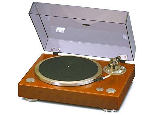 DENON アナログレコードプレーヤー 木目 DP-1300MK2