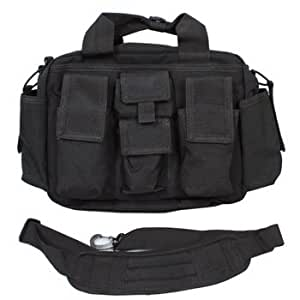 CONDOR(コンドル) タクティカルギア 136 タクティカルレスポンスバッグ ブラック