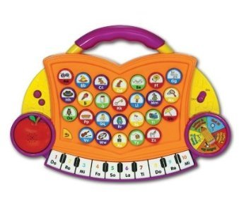ABC Electronic Melody Maker おもちゃ (並行輸入)