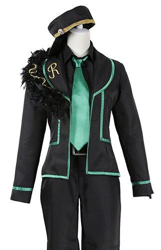 うたの☆プリンスさまっ♪ 寿嶺二 All Starステージ豪華版 風 コスチューム 衣装 9点セット c350m (Mサイズ)