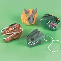 Prehistoric Dinosaurs Noses by Party America