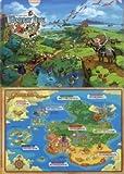 「TGS2012 3DS ファンタジーライフ A4オリジナルクリアファイル 東京ゲームショウ2012」の画像