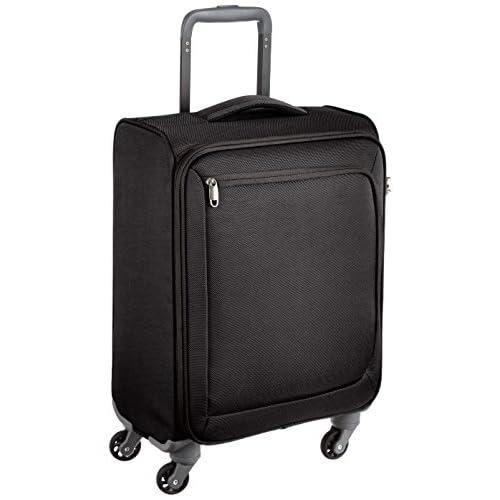 [エース] ace. スーツケース ロックペイントSS 31L 2.3kg 機内持込可 TSAダイヤルファスナーロック 35701 01 (ブラック)