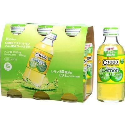 ハウスウェルネスフーズ C1000 ビタミンレモン クエン酸&...