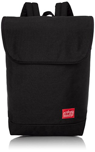 [マンハッタンポーテージ] Manhattan Portage 公式 Gramercy Backpack MP1218 BLK (Black)