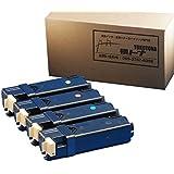 【横トナ オリジナル品】NEC PR-L5700C 4色セット増量版【互換トナーカートリッジ】国産トナーパウダー 印刷枚数:ブラック3000枚 カラー2000枚 対応機種:NEC MultiWriter 5700 / NEC MultiWriter 5750C