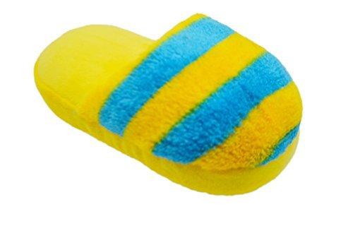 EL OCHO ペット(猫/犬)用品 音が鳴るおもちゃ、安全素材で心配無用、噛むことで歯の汚れが落ちる