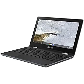 Chromebook クロームブック ASUS ノートパソコン 11.6型WXGA液晶  C214MA ダークグレー