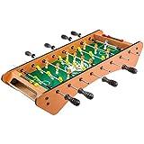 テーブルゲーム 子供については、表サッカーマシン表サッカー表をダブルパズルボードゲーム子供用玩具ベストギフト (Color : Color-B, Size : 61*28*11.5cm)