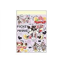 【ディズニーミッキー&ミニー】ミニメモ★TINY TASTY★ 504027