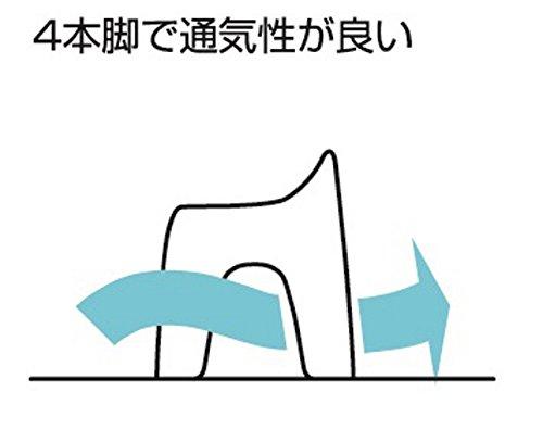 リッチェル ハユール 腰かけTH ライトブルー(1コ入)