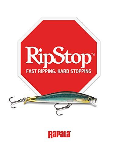 ラパラ(Rapala) リップストップ 12cm 14g エリートブルー RIP STOP RPS12-EB