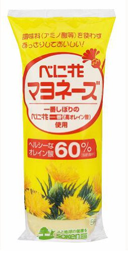 創健社 べに花オレインマヨネーズ 500g