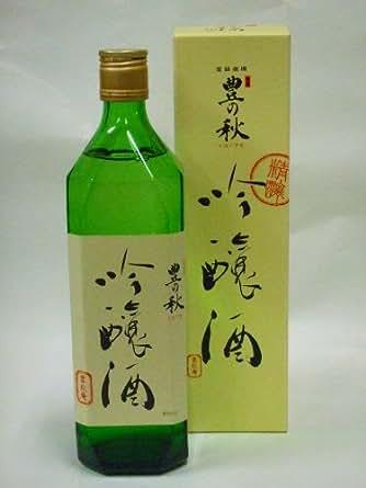 豊の秋 吟醸酒   720ml