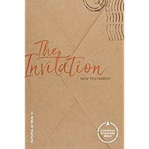 The Invitation New Testament: Christian Standard Bible