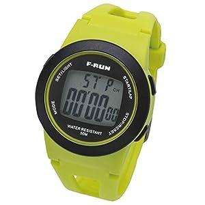 fast running(ファースト・ランニング) F-RUN 10ラップ イエローグリーン FRN10YG