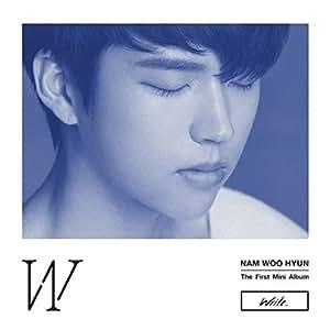 INFINITE ウヒョン Write.. 1st ミニアルバム ( 韓国盤 )(初回限定特典4点)(韓メディアSHOP限定)