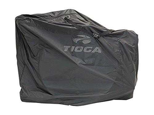 TIOGA(タイオガ) ロード ポッド HP(ヨコ置き)輪行バッグ ブラック BAR04600
