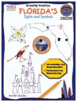How to Draw Florida's Sights and Symbols (A Kid's Guide to Drawing America)